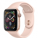 Apple Watch Series 4 (GPS) Gold Aluminum Case with Pink Sand Sport Band