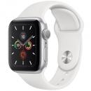Apple Watch Series 5 (GPS) Mặt 40mm - Viền Nhôm Bạc - Dây Trắng(MWV62)