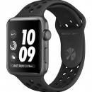 Apple Watch Series 3 (GPS) Nike+ Space Gray Aluminum Case with Anthracite/Black Nike Sport Band