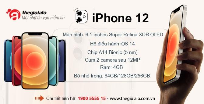 iPhone 12, 12 Mini, 12 Pro, 12 Pro Max