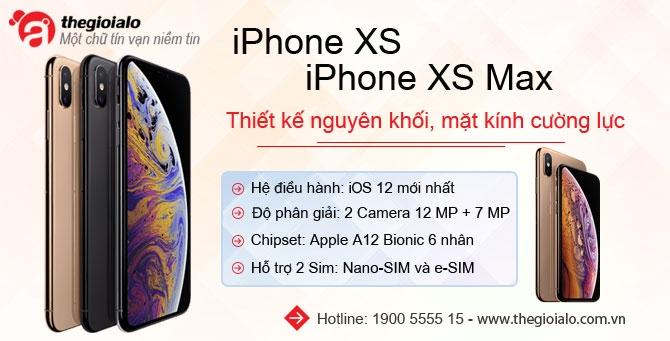 iPhone Xs main