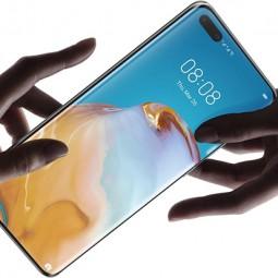 Thiết kế Huawei P40 Pro trên tầm iPhone 12