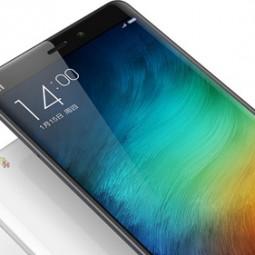 Xiaomi Mi Note 2 cấu hình mạnh sắp ra mắt