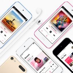 """Apple bất ngờ """"trình làng"""" iPod Touch 2019"""