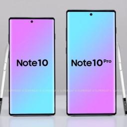 """Galaxy Note 10 sẽ ra mắt vào cuối tháng 8, iPhone 11 """"trình làng"""" cuối tháng 9"""