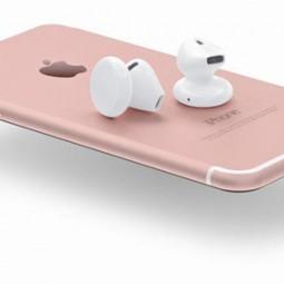 """Apple đang sản xuất tai nghe Bluetooth mang tên """"AirPods"""""""