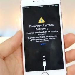 Thêm bằng chứng iPhone 7 có khả năng chống nước