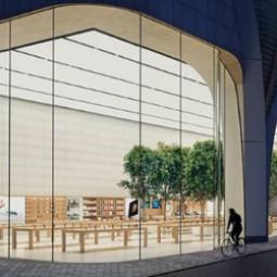 Cửa hàng Apple Store sẽ được rút ngắn tên gọi thành Apple