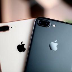 So sánh iPhone 7 Plus và iPhone 8 Plus