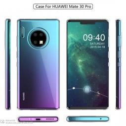 Huawei Mate 30 Pro lộ hình ảnh khác biệt