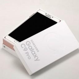 Samsung Galaxy Pro C9, RAM 6GB giá hấp dẫn