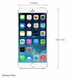 iPhone 6 Plus 128GB Quốc Tế Like New