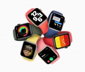 Apple Watch SE (GPS) Viền Nhôm 44mm