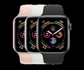 Apple Watch Series 4 (GPS) Viền Nhôm 44mm (Like New)