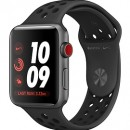 Apple Watch Series 3 (GPS + Cellular) Nike+ Space Gray Aluminum Case with Anthracite/Black Nike Sport Band