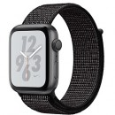 Apple Watch Series 4 (GPS) Nike+ Space Gray Aluminum Case with Black Nike Sport Loop