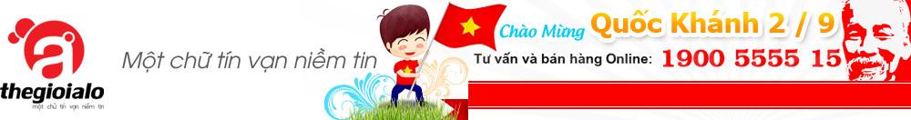 TheGioiAlo.vn, chuyên cung cấp điện thoại iphone