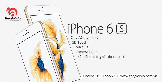 iPhone 6s và iPhone 6s Plus Plus