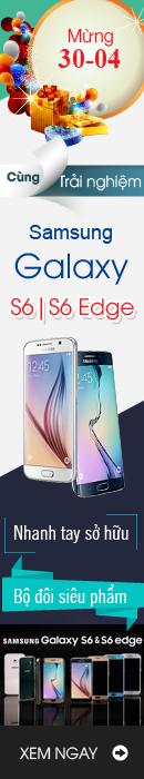 Bán điện thoại Sammsung S6